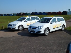 Harwich Taxis Estates